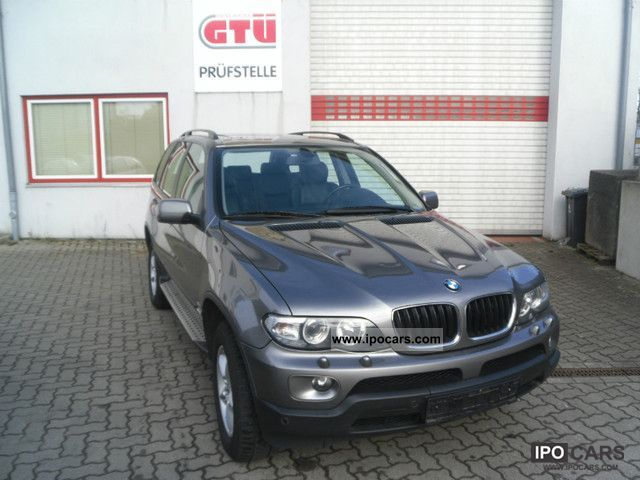 2004 BMW  X5 3.0 d ** FULLY EQUIPPED * Panoramad_TÜV / AU NEW ** Limousine Used vehicle photo