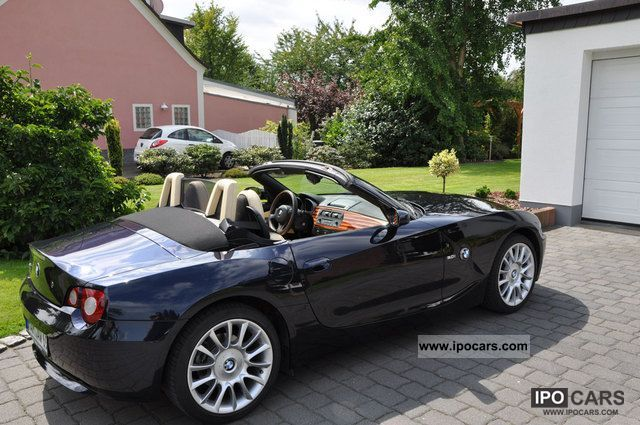 2006 BMW  Z4 3.0 Cabrio / roadster Used vehicle photo