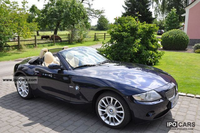 2006 Bmw Z4 3 0 Car Photo And Specs
