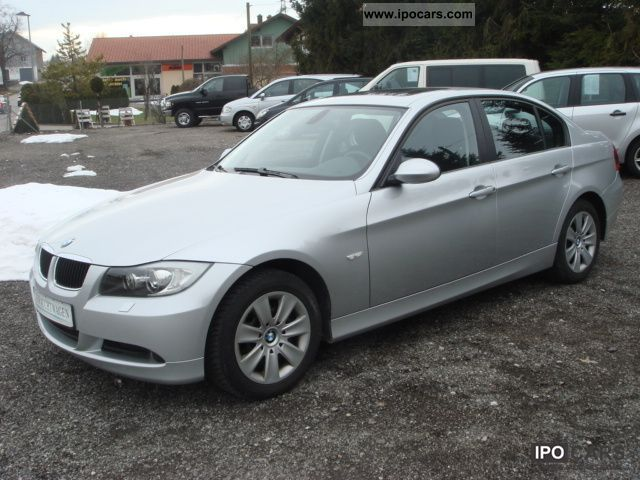 2008 bmw 318d dpf climate control xenon gshd pdc 4 car photo and specs. Black Bedroom Furniture Sets. Home Design Ideas