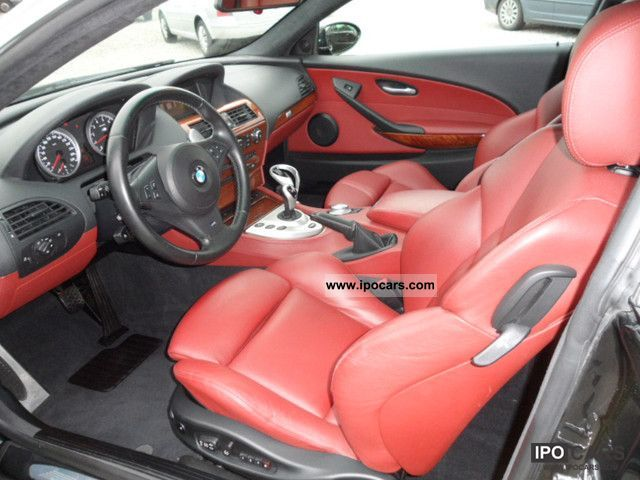 2006 Bmw M6 Sports Car Coupe Used Vehicle Photo