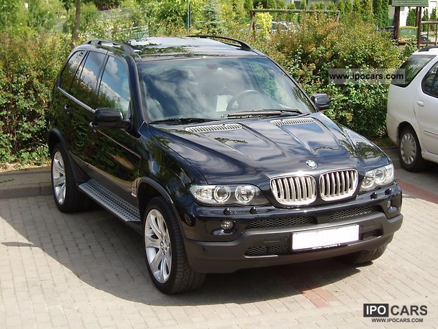 2005 bmw x5 sport exclusive edition car photo and specs. Black Bedroom Furniture Sets. Home Design Ideas