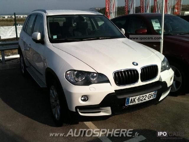 2010 BMW  X5 3.0d Luxe Off-road Vehicle/Pickup Truck Used vehicle photo