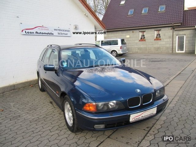 Bmw 520i Year 2000 Html Autos Weblog