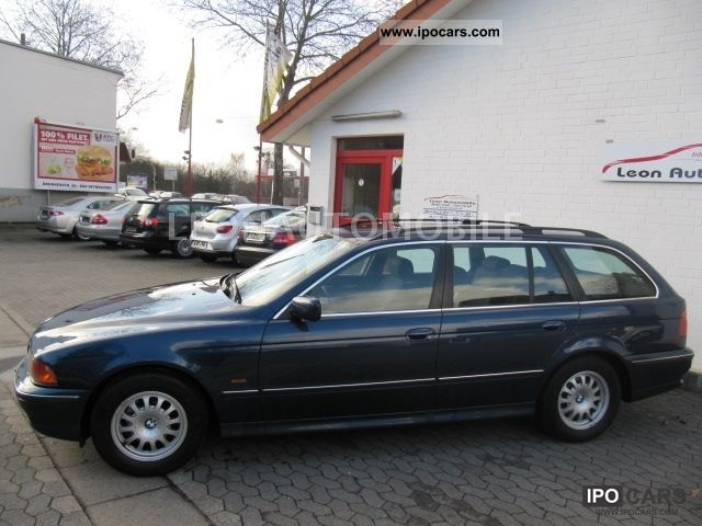 2000 bmw 520i touring xenon pdc 2 hand car photo and specs. Black Bedroom Furniture Sets. Home Design Ideas