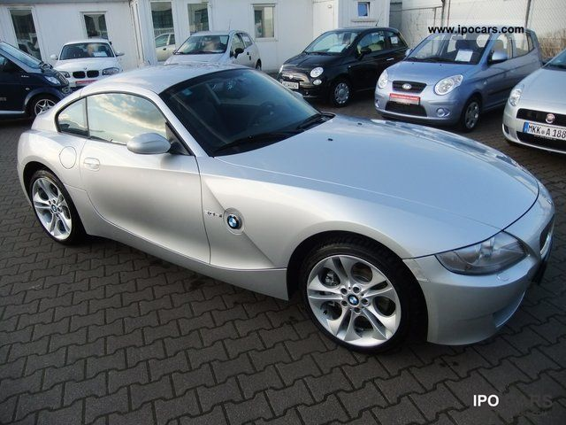 2007 BMW  Z4 3.0si Coupe orig.7100km! NAVI XENON Sports car/Coupe Used vehicle photo