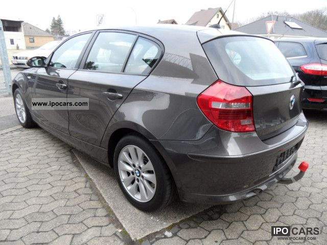 2008 bmw 118d 5 door leder xenon sportpaket car photo and specs. Black Bedroom Furniture Sets. Home Design Ideas