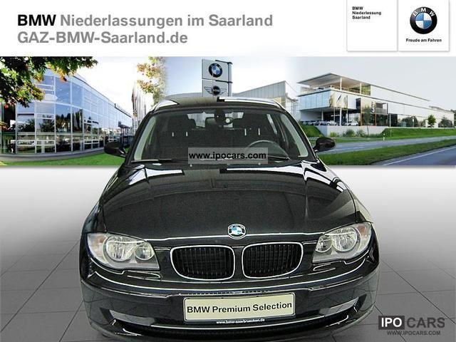 2007 BMW  118d 5-door Limousine Used vehicle photo