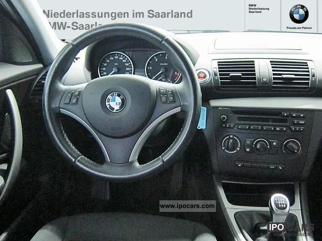 2007 Bmw 118d 5 Door Car Photo And Specs