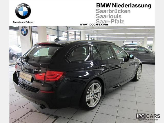 2011 bmw 535d touring car photo and specs. Black Bedroom Furniture Sets. Home Design Ideas