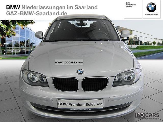 2010 BMW  116i 3-door Limousine Used vehicle photo