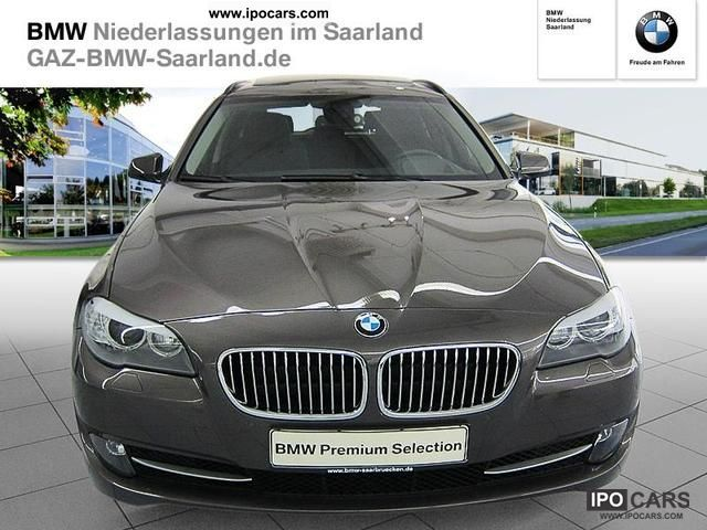 2011 BMW  525d Touring Estate Car Employee's Car photo