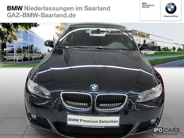 2008 BMW  320d coupe / M sports package Sports car/Coupe Used vehicle photo