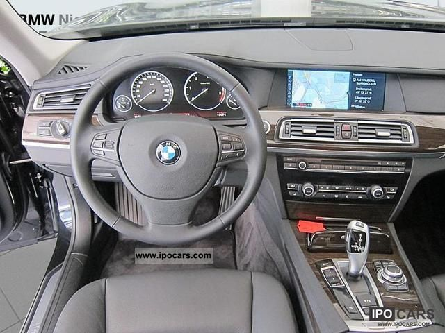 2009 Bmw 730d Saloon Car Photo And Specs