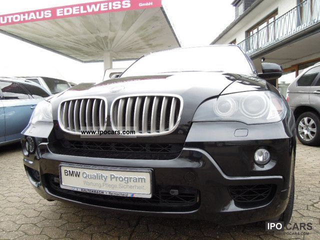 2009 Bmw X5 35d M Package M Sports Pack Leather