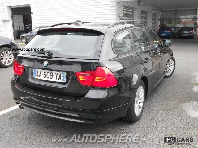 2009 bmw series 3 touring 318d confort car photo and specs. Black Bedroom Furniture Sets. Home Design Ideas