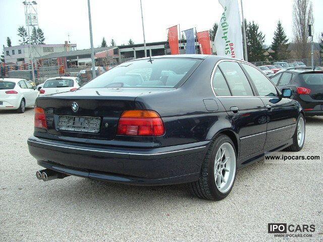 1998 BMW CLIMATE CONTROL XENON ALUMINIUM CAT D3 523I MODEL