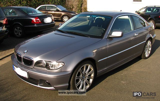 2003 Bmw 325 Ci Aut Car Photo And Specs