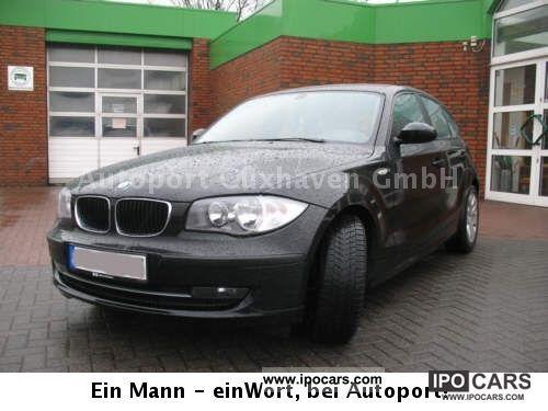2009 BMW  116i Limousine Used vehicle photo