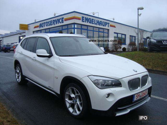 2010 BMW  X1 xDrive23d Aut. Leather Navi Xenon Off-road Vehicle/Pickup Truck Used vehicle photo