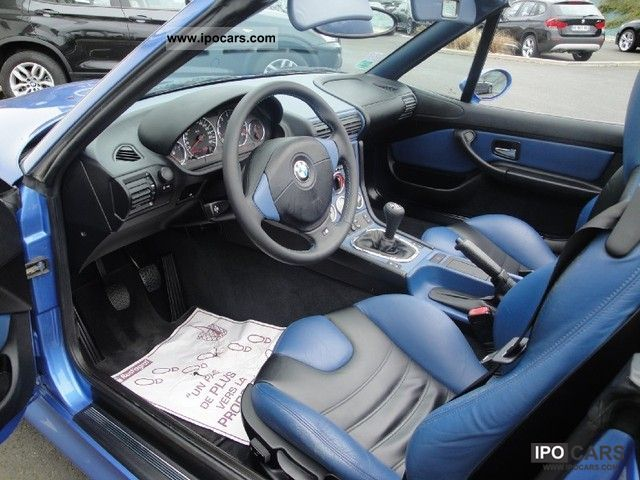 1997 BMW  Z3.Cabriolet 321ch 3.2 M Cabrio / roadster Used vehicle photo