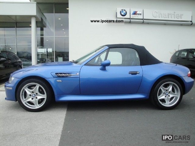 1997 Bmw Z3 Cabriolet 321ch 3 2 M Car Photo And Specs