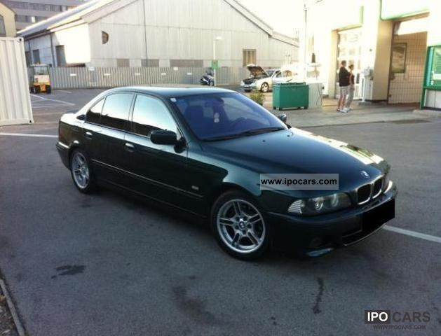 2000 Bmw 530d M-package