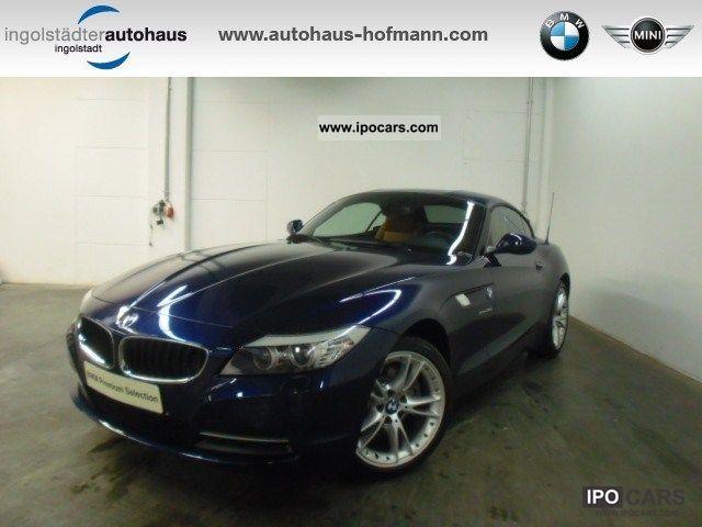 2011 BMW  Z4 sDrive30i LEATHER / NAVI / XENON / BLUETOOTH / HiFi / KO Cabrio / roadster Employee's Car photo