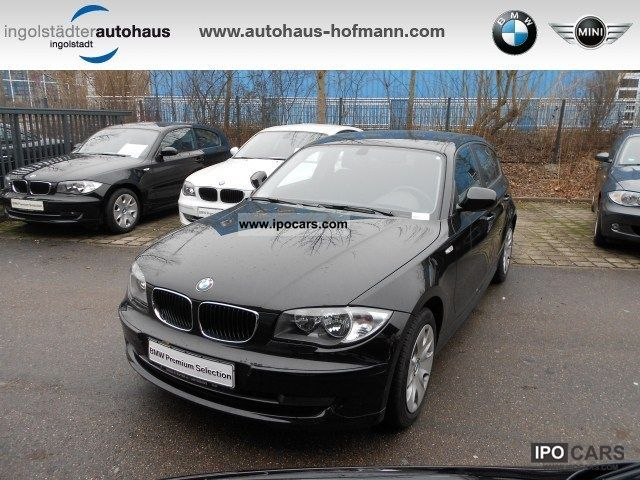 2011 BMW  116I 5 DOOR Limousine Used vehicle photo