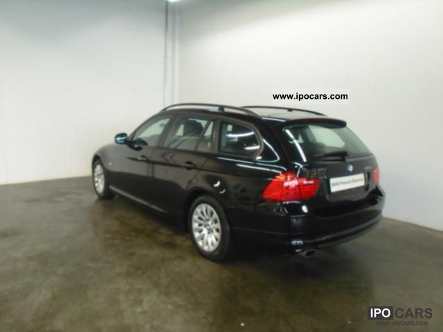 2008 bmw 318d touring car photo and specs. Black Bedroom Furniture Sets. Home Design Ideas