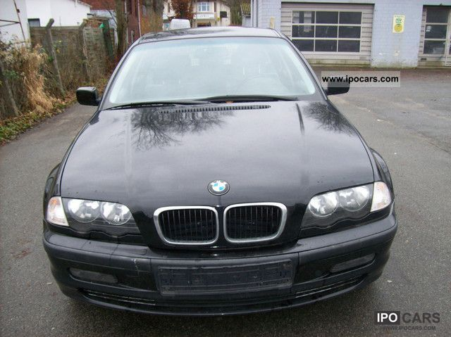 1999 BMW  E46 318i Touring Estate Car Used vehicle photo