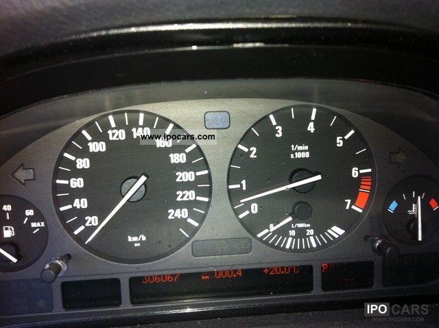 1995 BMW 730i Vollaustatung Tuv 2013 EUR 2 Air Limousine Used Vehicle Photo 10