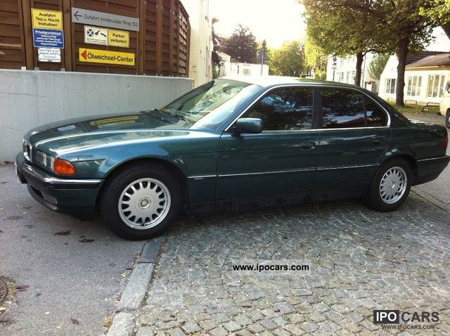 1995 BMW  730i Vollaustatung tüv 2013 € 2 Air Limousine Used vehicle photo