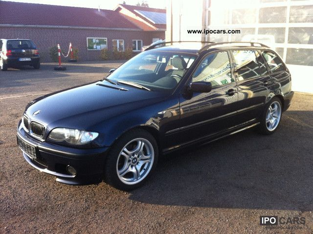 2004 BMW  Touring 320d M Sport Package II / 2.Hand/AHK/DPF Estate Car Used vehicle photo