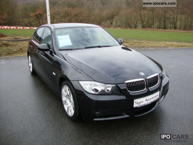 2006 bmw e90 320i sport package lim m tkm 1 hand car photo and specs. Black Bedroom Furniture Sets. Home Design Ideas
