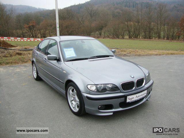 2004 BMW 318i Sport Edition M Sport Package II  Navi  APC  Car