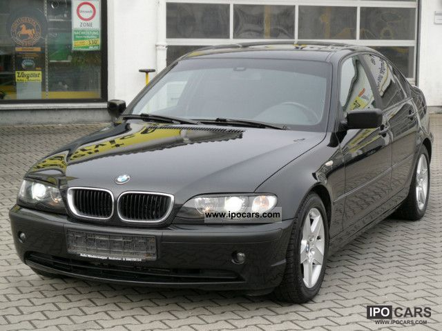 2003 bmw 320d sport package leather xenon air shzg car photo and specs. Black Bedroom Furniture Sets. Home Design Ideas