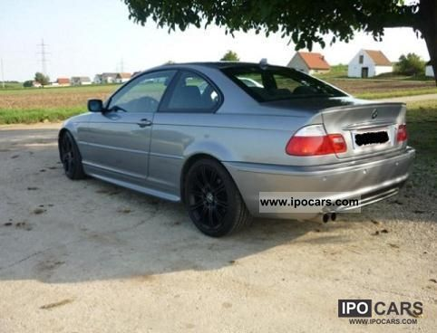 2004 bmw 318 ci m sport features full collectible car photo and specs. Black Bedroom Furniture Sets. Home Design Ideas