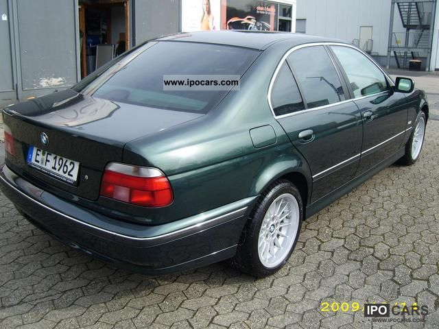 2000 BMW 528i  Car Photo and Specs
