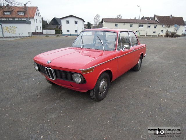 BMW  2002 1972 Vintage, Classic and Old Cars photo