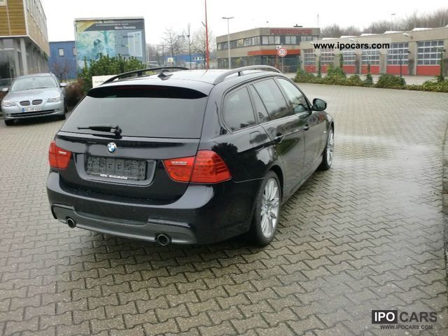 2008 BMW 335i xDrive Touring MSport package NaviProf automation