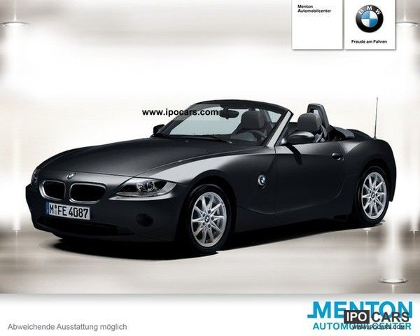 2005 BMW  Z4 2.2i Convertible Leather PDC HiFi climate Cabrio / roadster Used vehicle photo