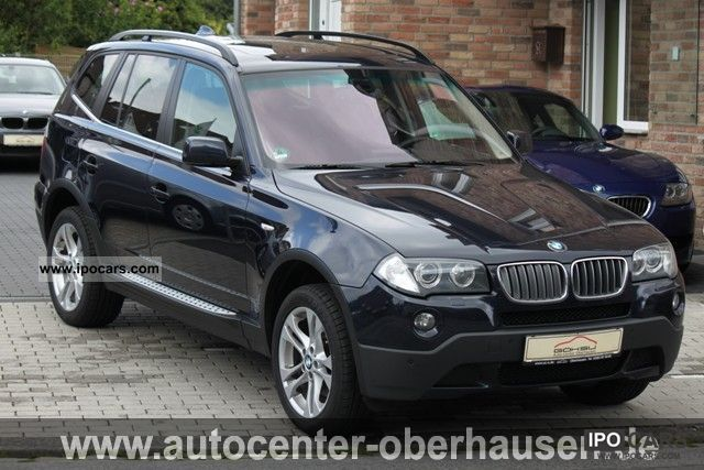 2008 bmw x3 sport navi package leather xenon. Black Bedroom Furniture Sets. Home Design Ideas