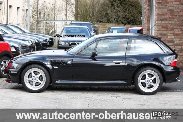 2002 Bmw Z3 Coupe 3 0i Sunroof Leather Climate Car