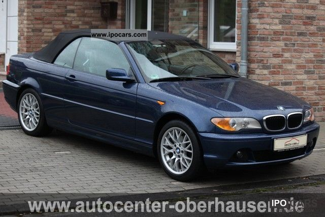 2004 BMW  318 Ci Navi-Prof., Leather, xenon, electric seats, electric roof Cabrio / roadster Used vehicle photo
