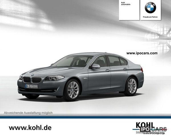 2011 BMW  525d Saloon 18% below original price Limousine New vehicle photo