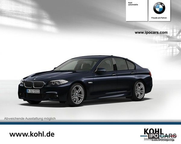 2011 BMW  525D Sedan 18% below original price Limousine New vehicle photo
