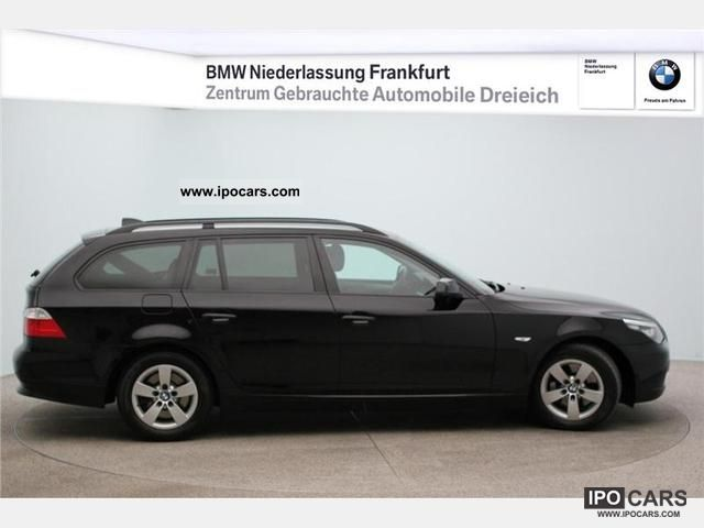 2009 bmw 520d touring automatic leather steering wheel. Black Bedroom Furniture Sets. Home Design Ideas