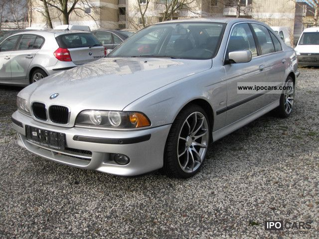 2001 BMW 530d Edition Exclusive EURO4 climate PDC BC ALU SB - Car ...