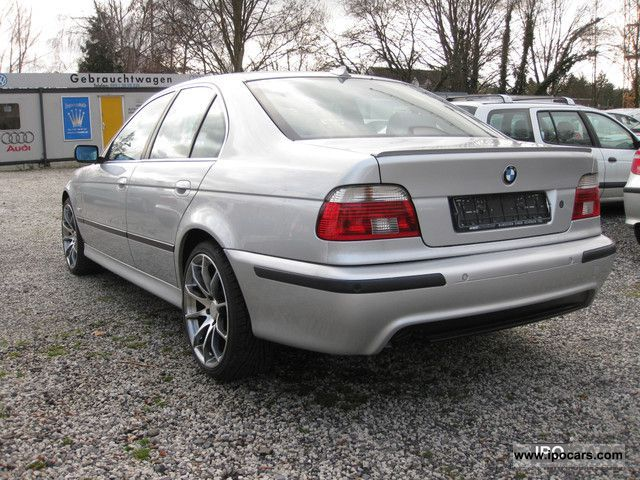 2001 bmw 530d edition exclusive euro4 climate pdc bc alu sb car photo and specs. Black Bedroom Furniture Sets. Home Design Ideas